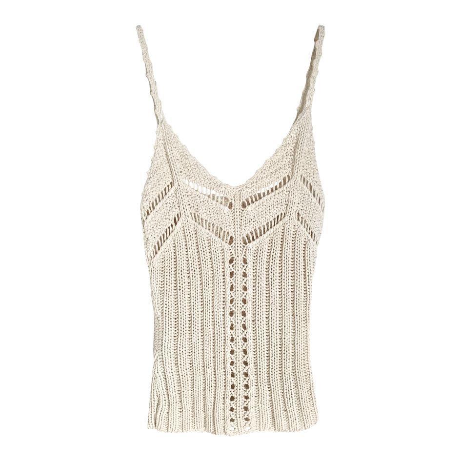 Tops - Caraco en crochet