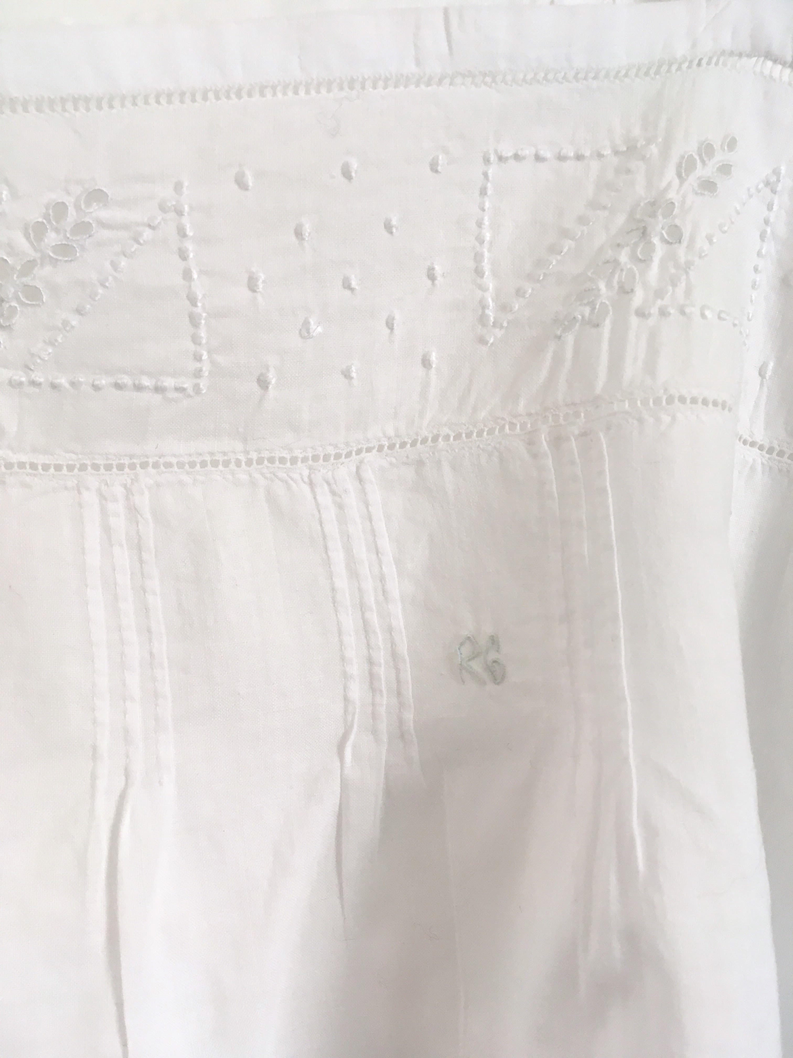 Tops - Caraco en coton