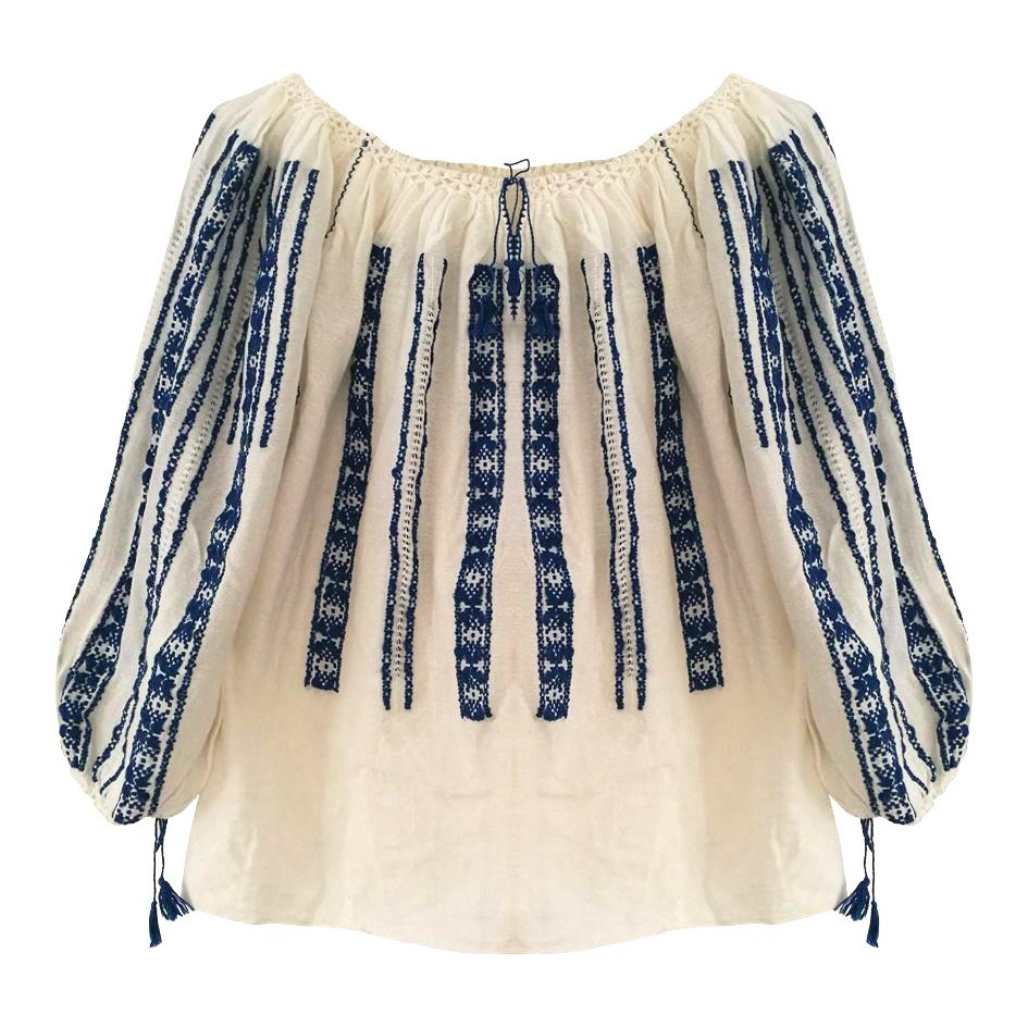 Tops - Blouse roumaine