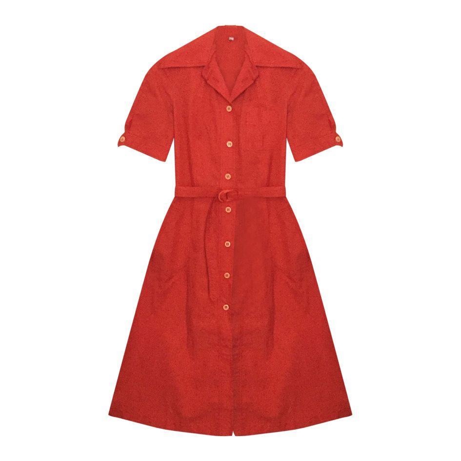 Robes - Robe en coton