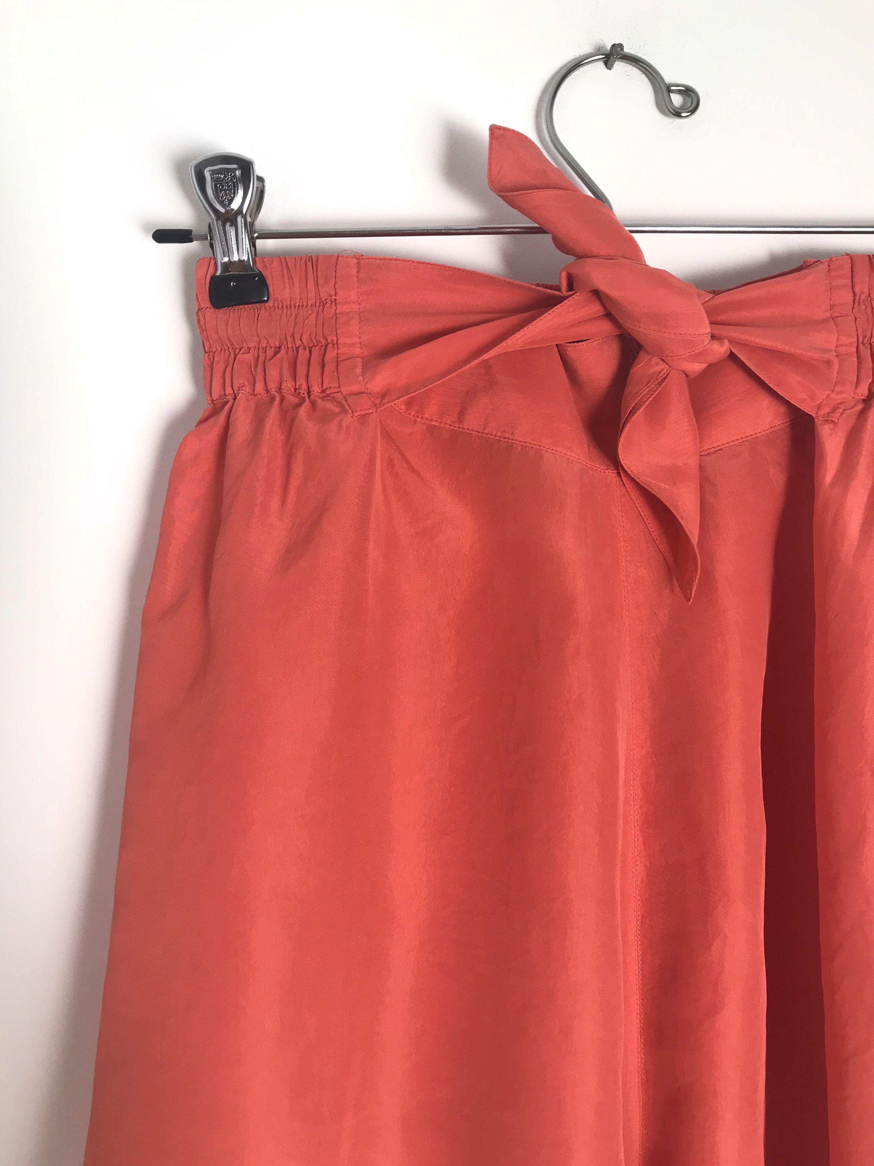 Shorts - Short en soie