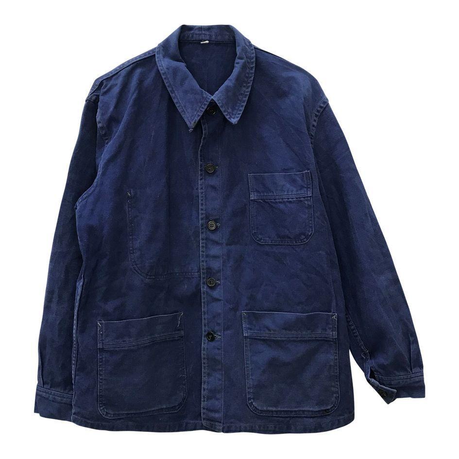 Vestes/Manteaux - Bleu de travail