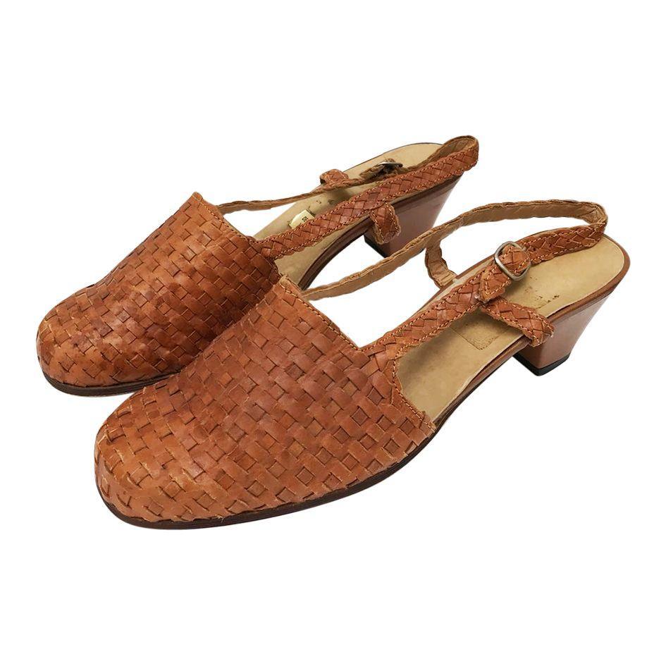 Accessoires - Chaussures tressées