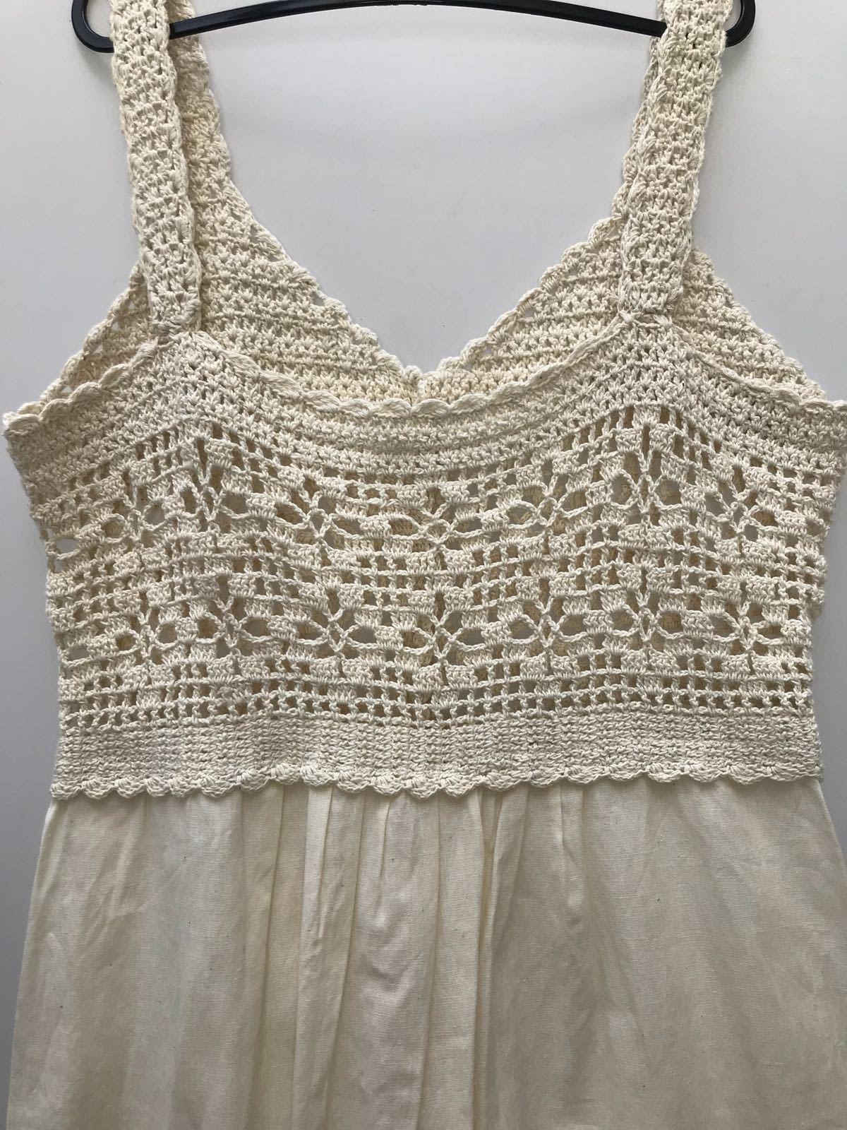 Robes - Robe en crochet