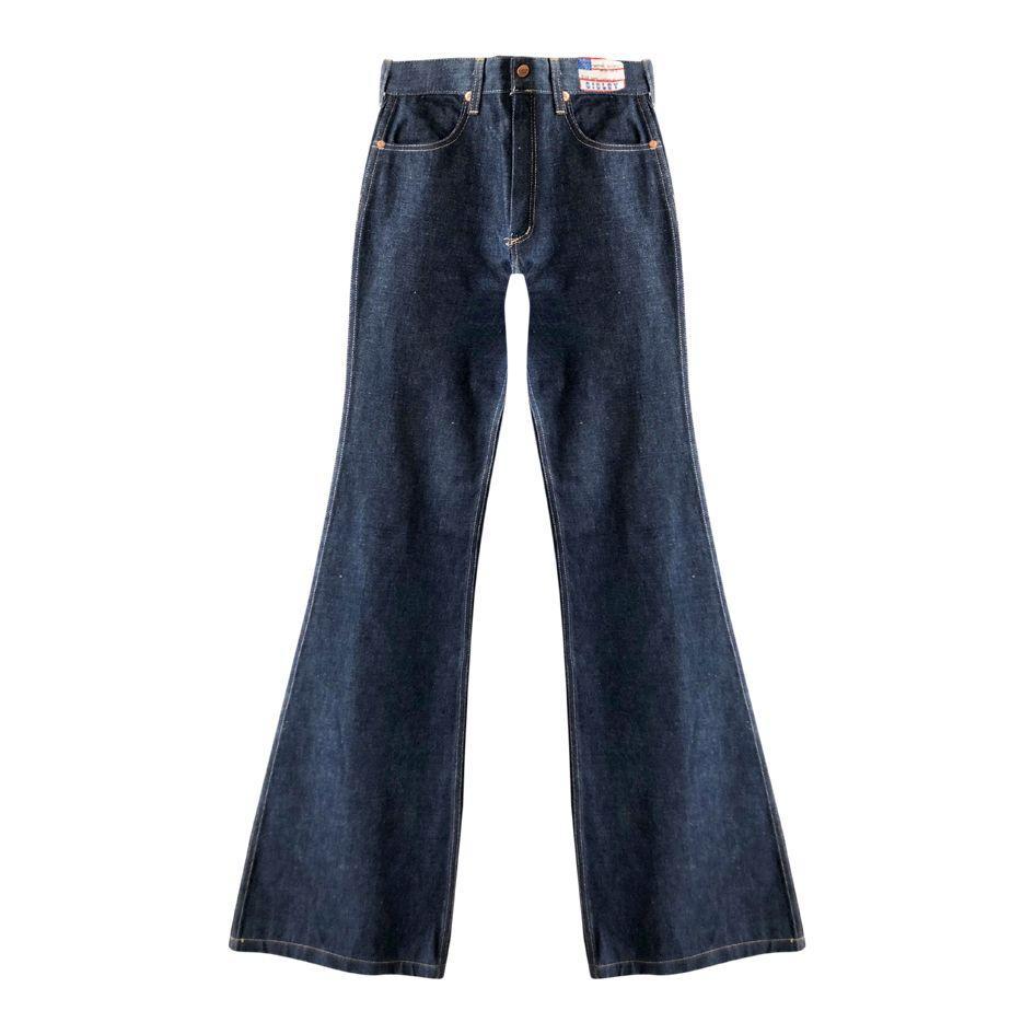 Pantalons - Jean Flare Sisley