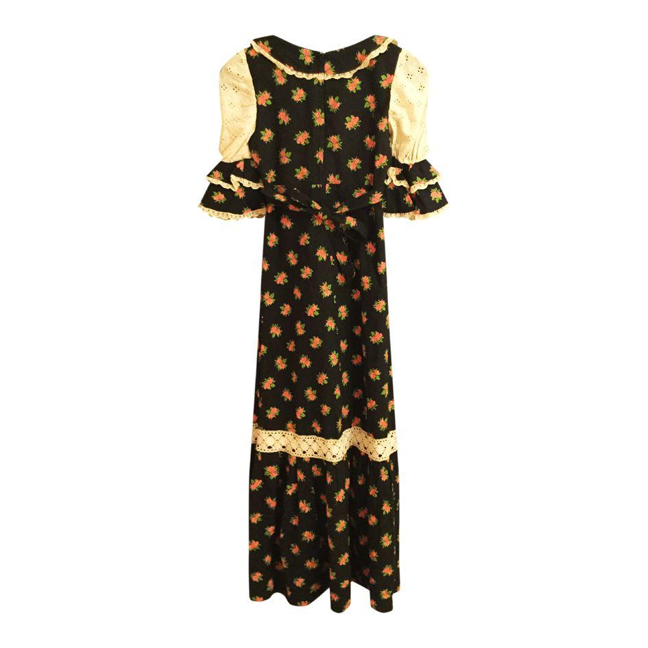 Robes - Robe longue 70's