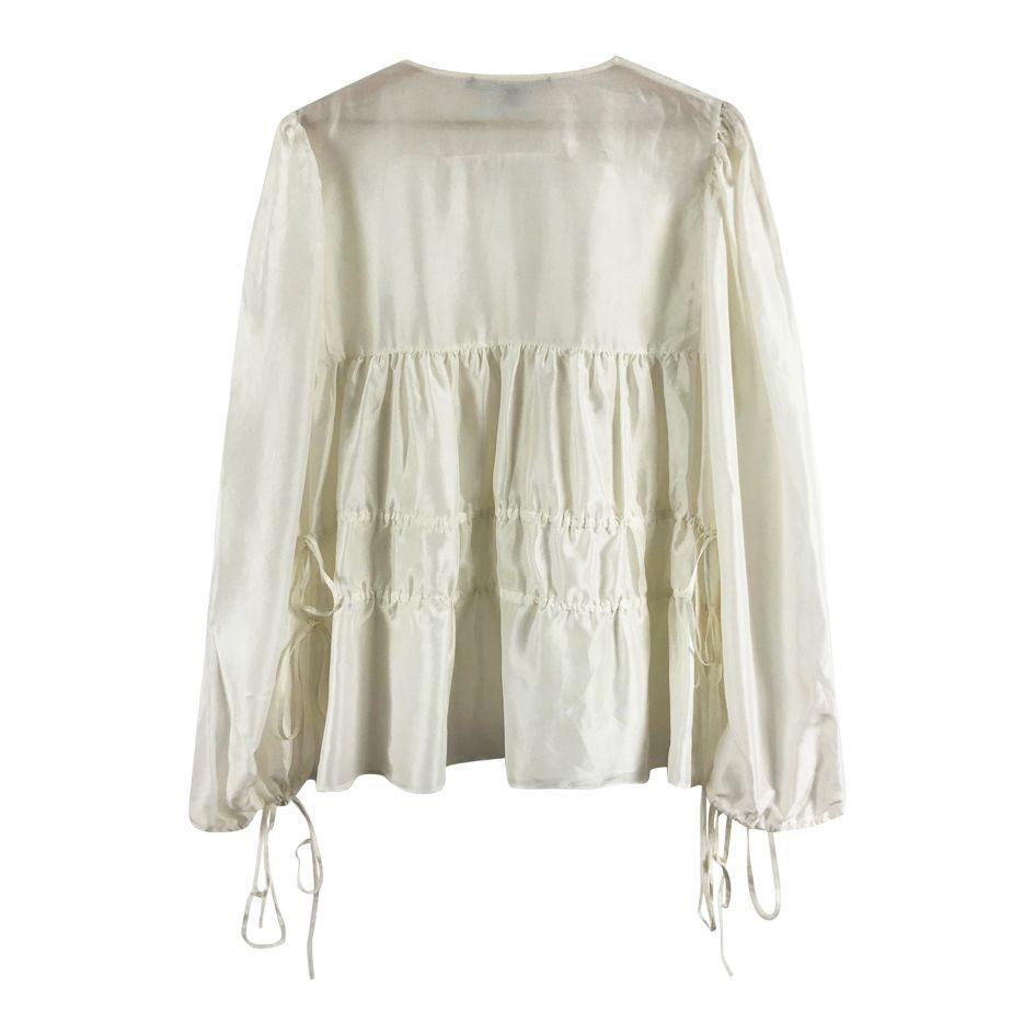 Tops - Blouse en soie Givenchy
