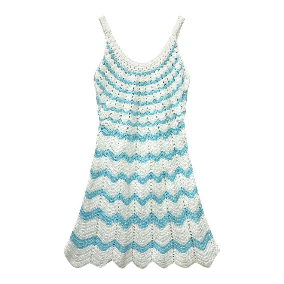 Robes - Robe crochet