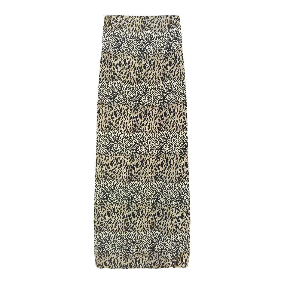 Jupes - Jupe longue léopard