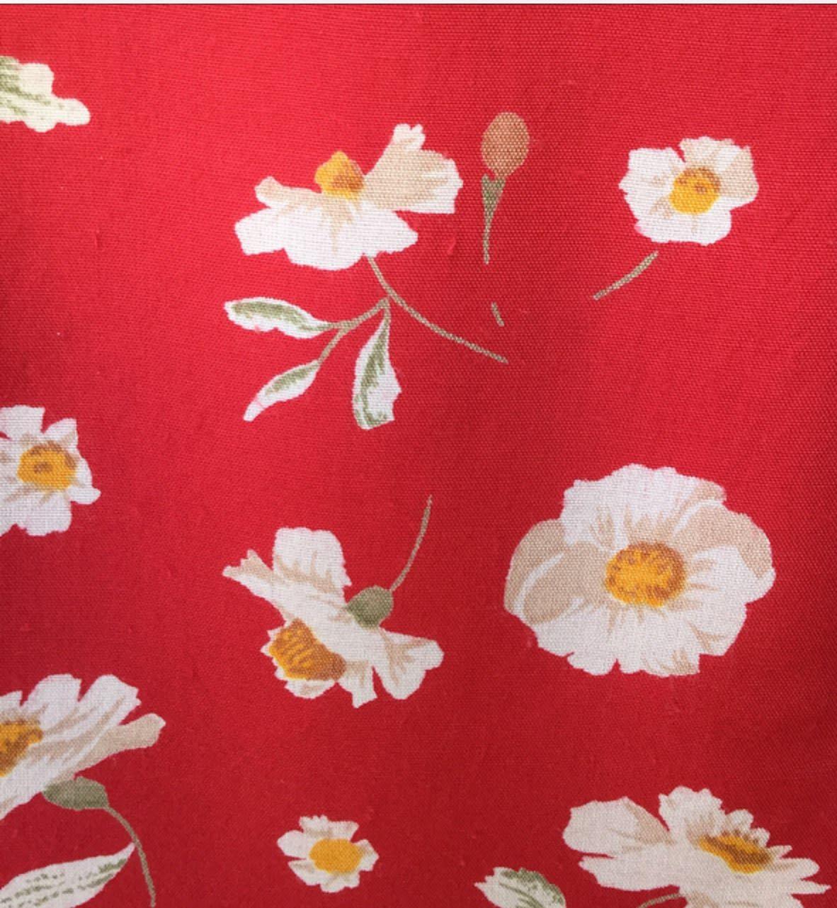Robes - Robe courte à fleurs