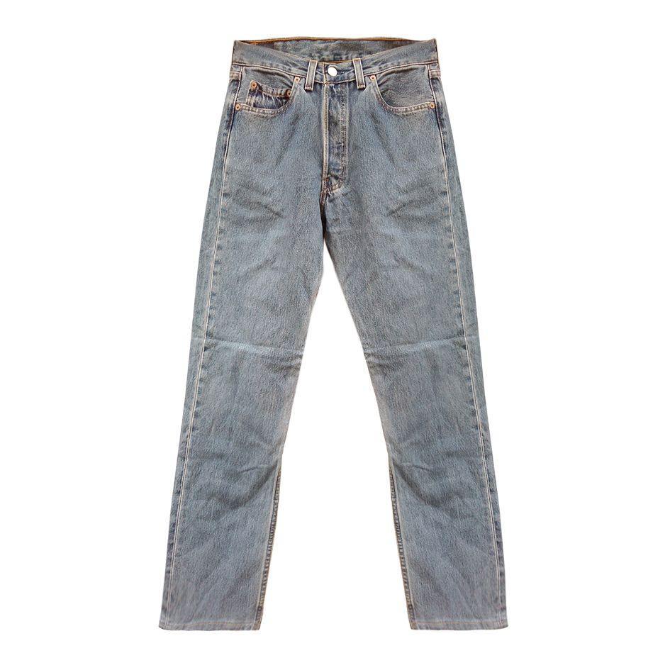 Pantalons - Jean Levi's 501 clair
