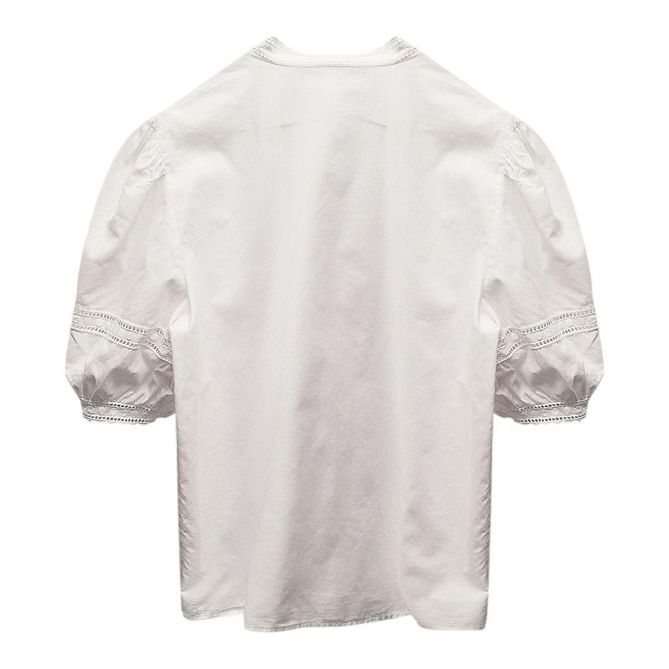 Tops - Blouse en coton