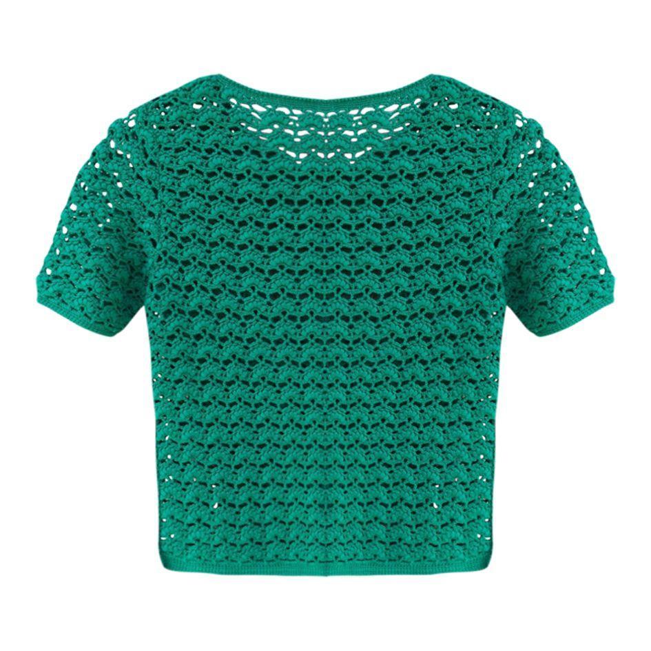 Tops - Pull en crochet