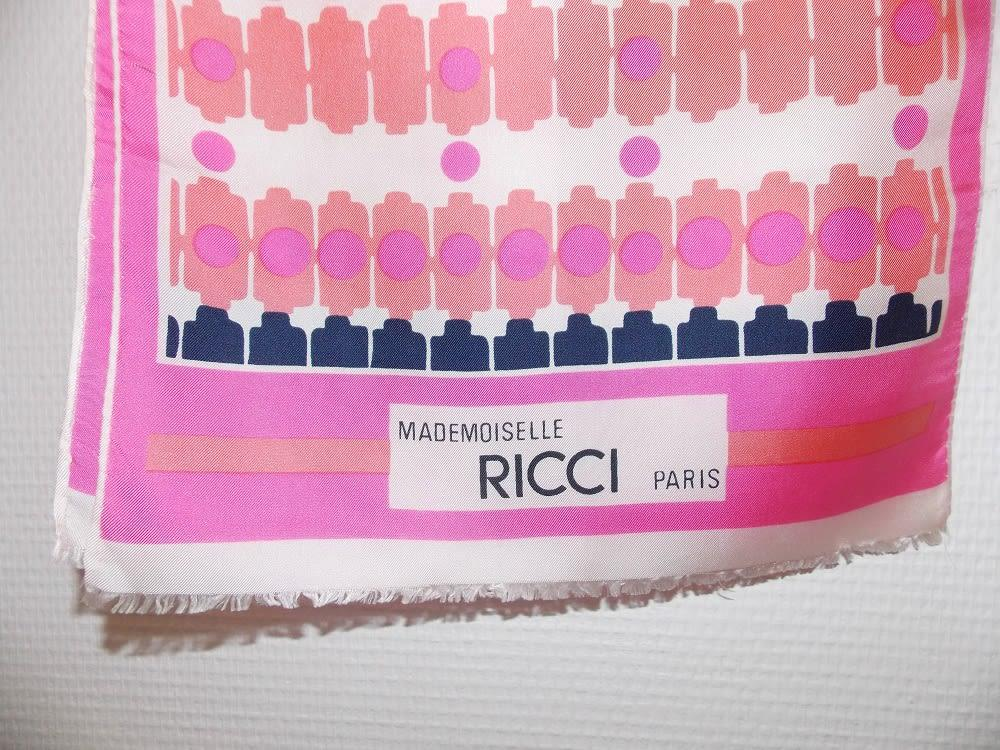 Accessoires - Echarpe en soie Nina Ricci