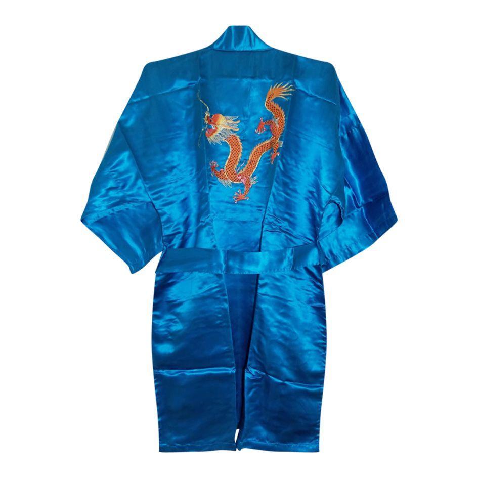 Vestes - Kimono en soie