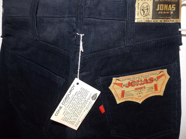 Pantalons - Pantalon velours côtelé noir