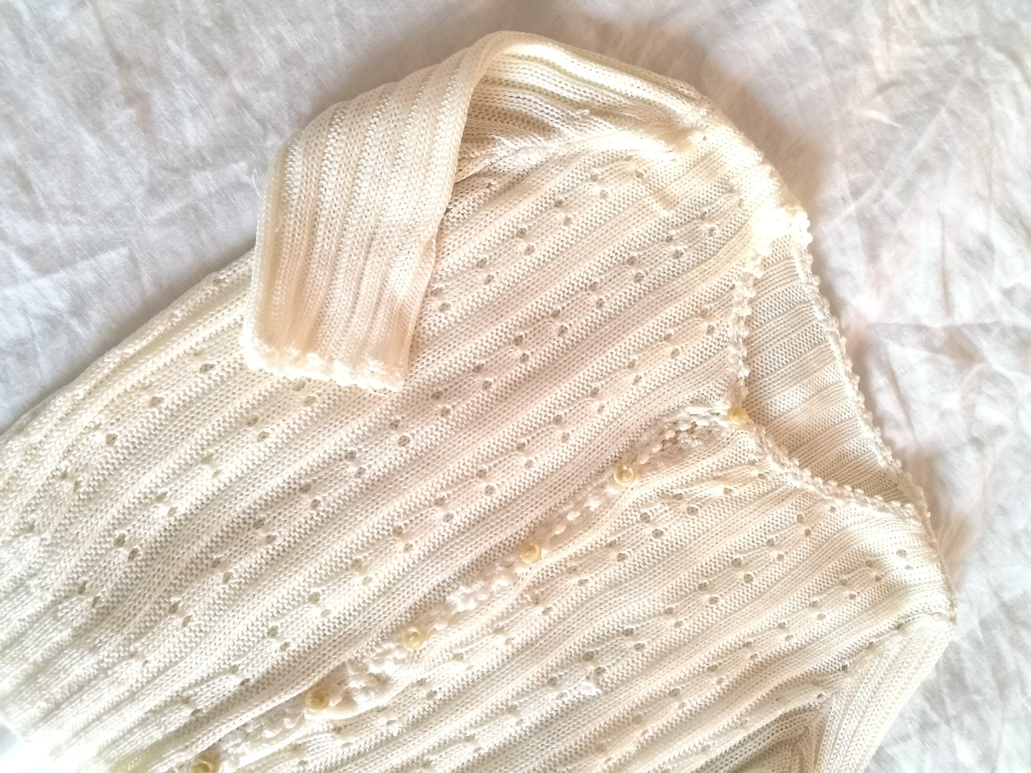 Tops - Gilet en crochet