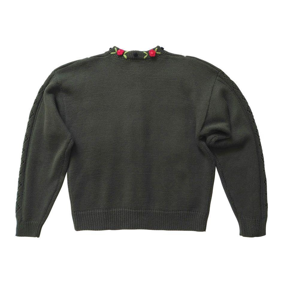 Pulls - Cardigan brodé