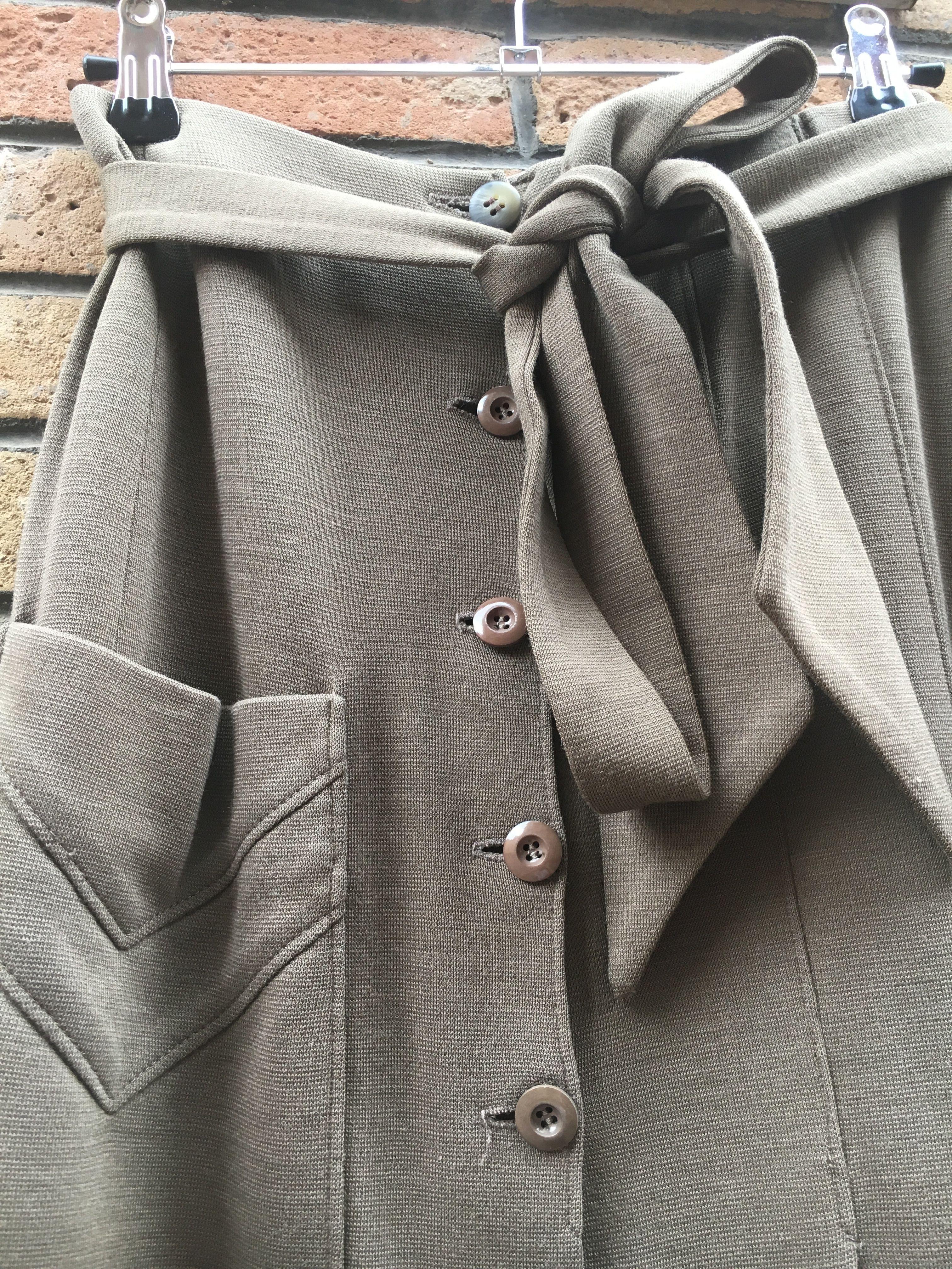 Jupes - Jupe en jersey