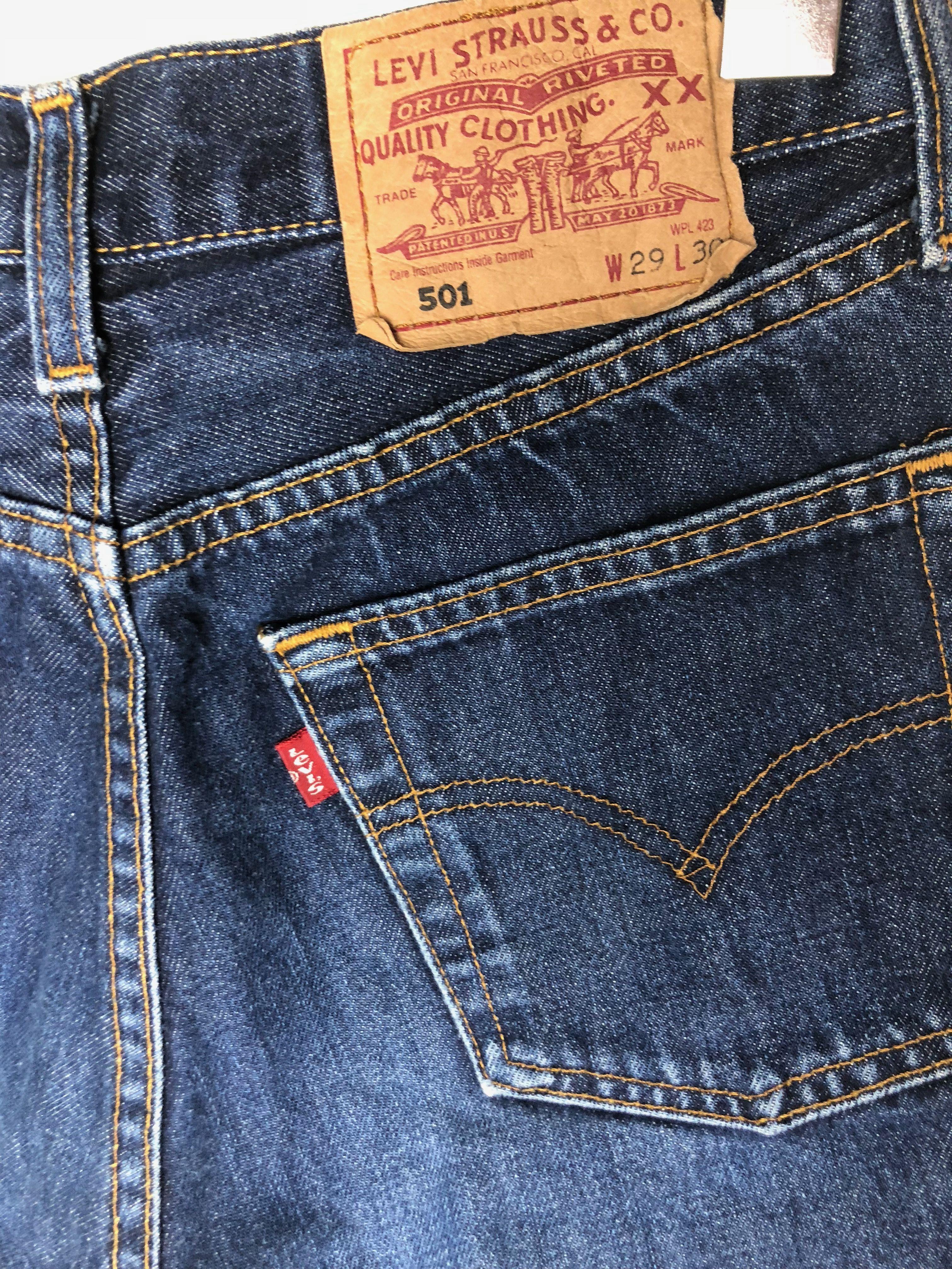 Shorts - Short Levi's 501