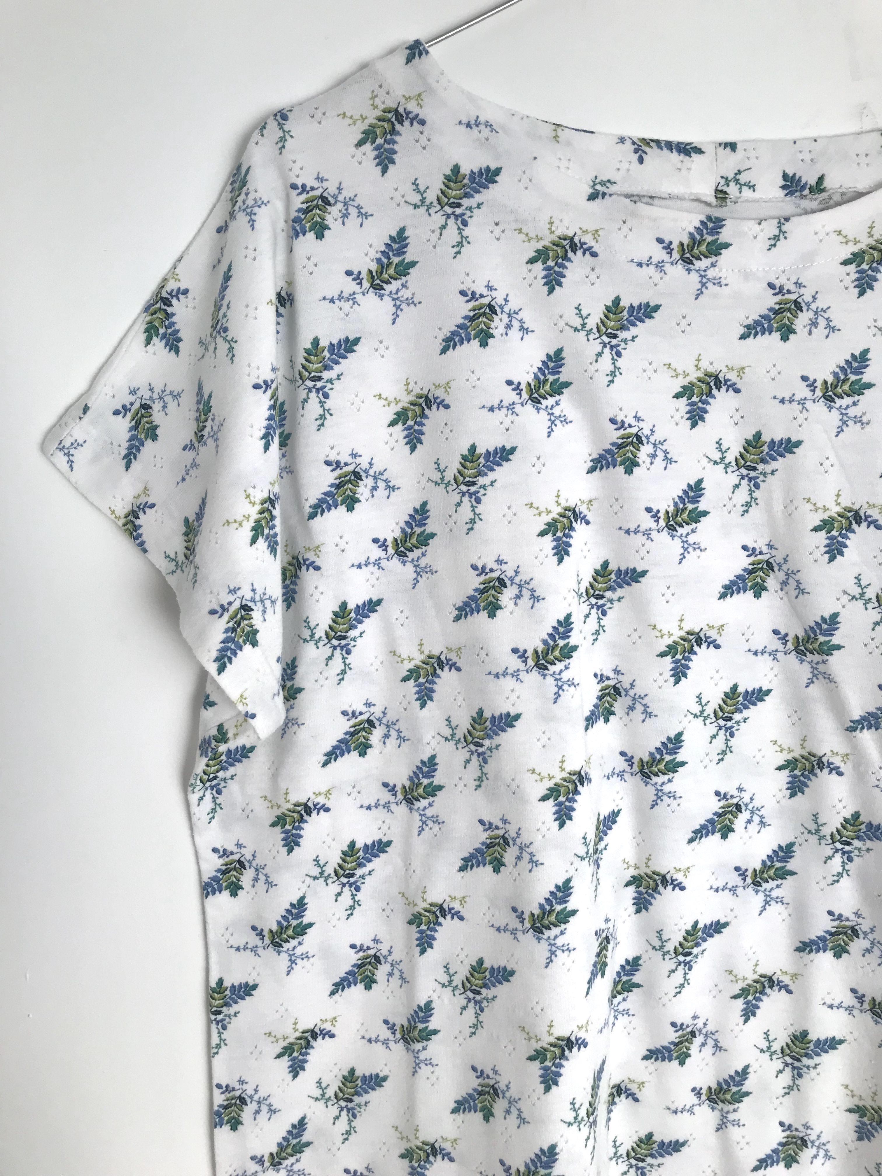 Tops - Tee-shirt à fleurs