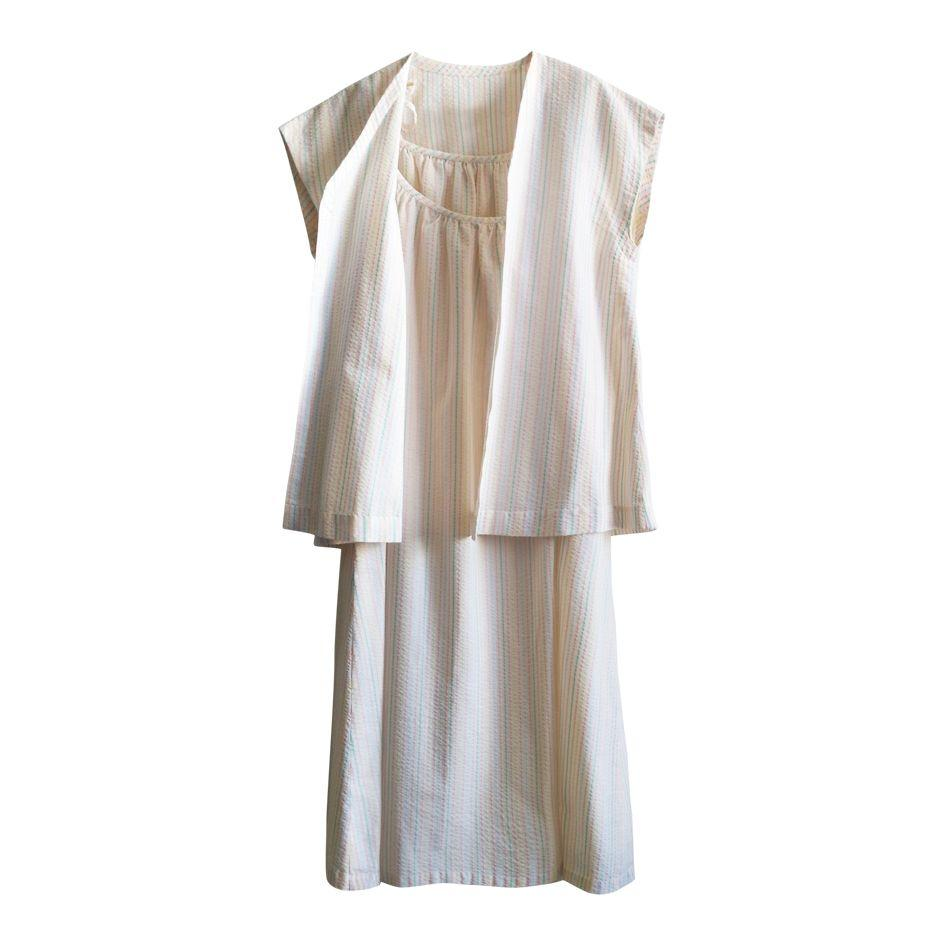 Robes - Ensemble en coton