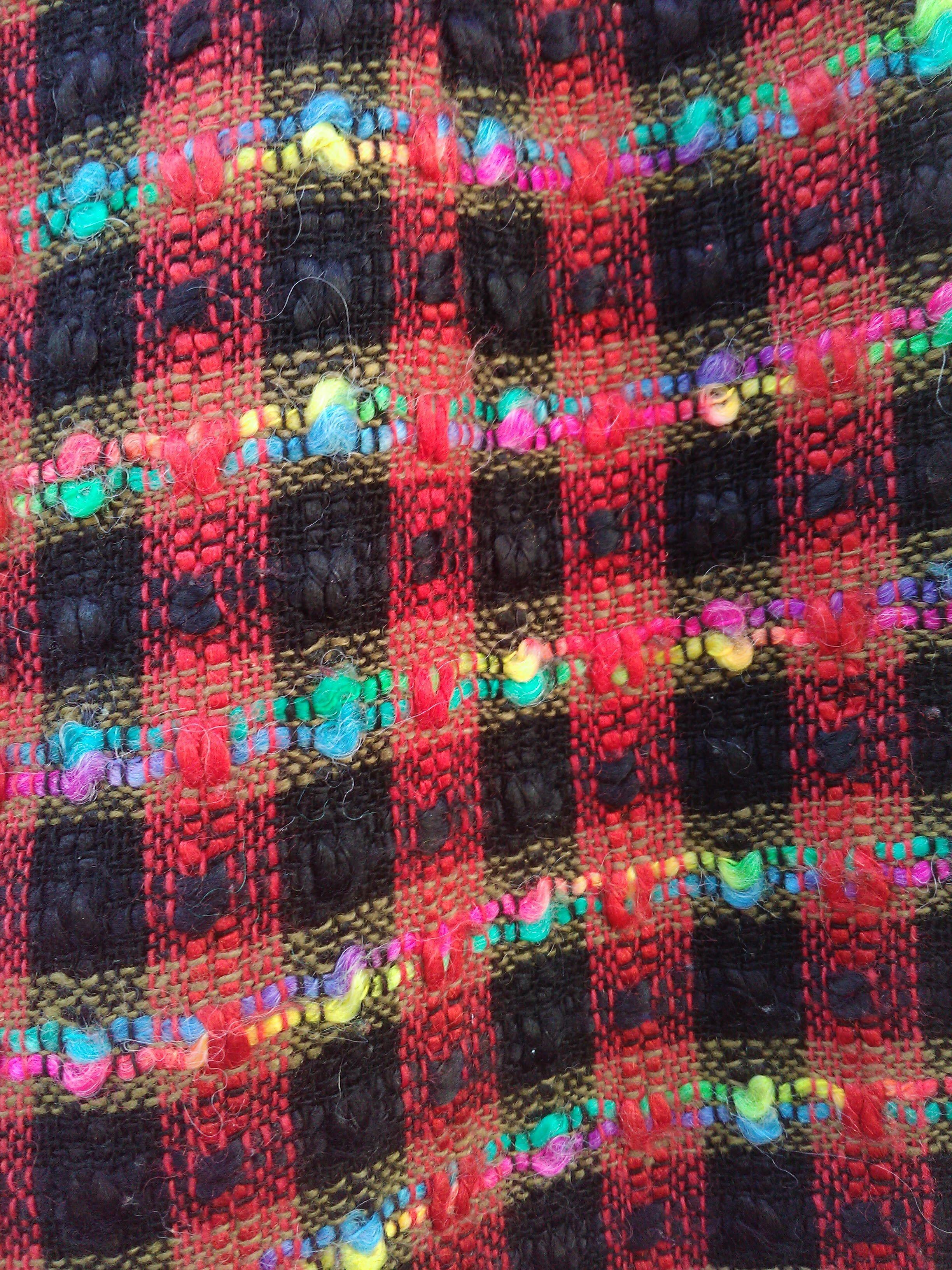 Jupes - Jupe en tweed