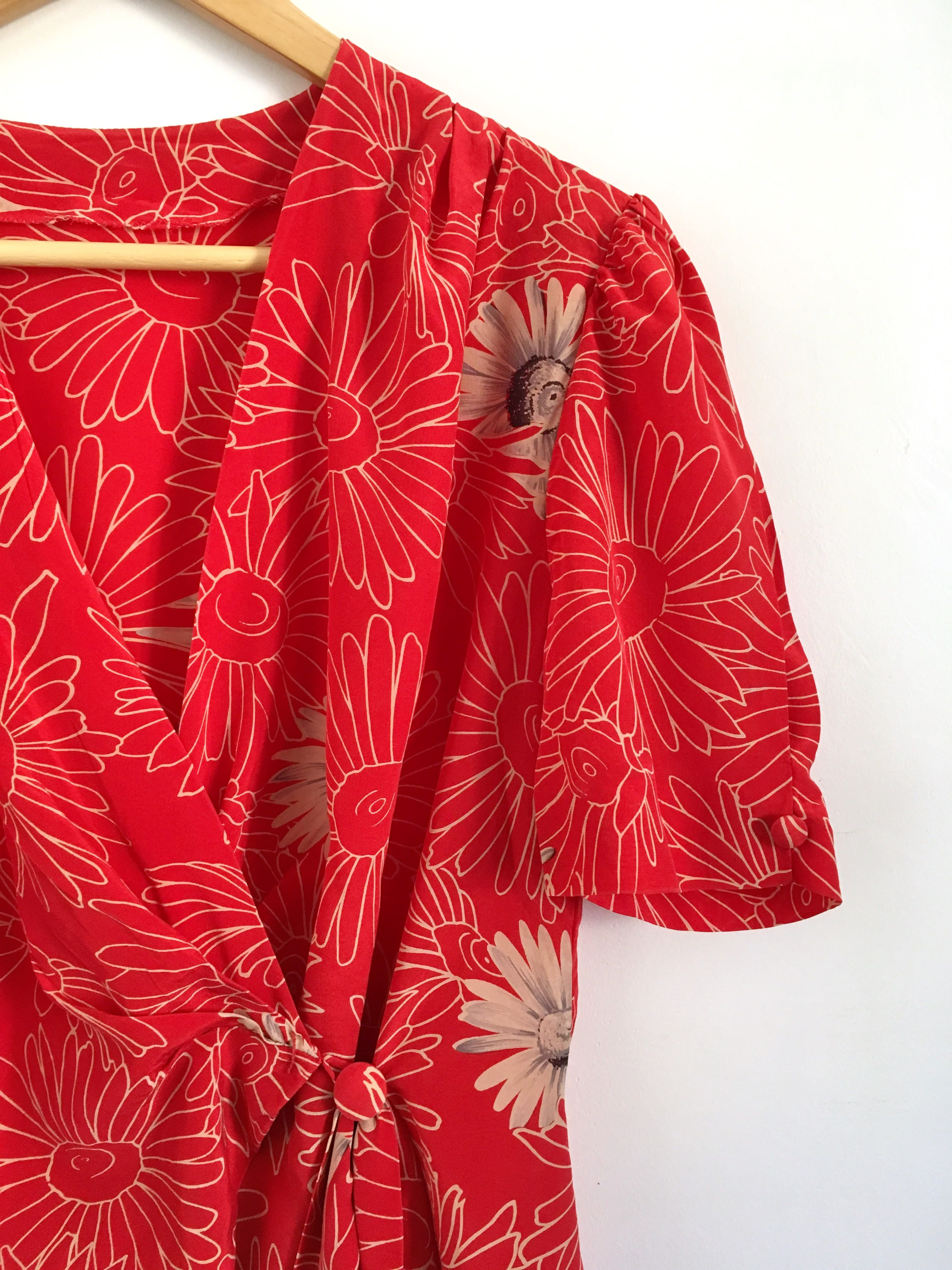 Tops - Cache-coeur en soie