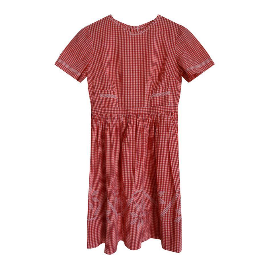 Robes - Robe vichy 70's