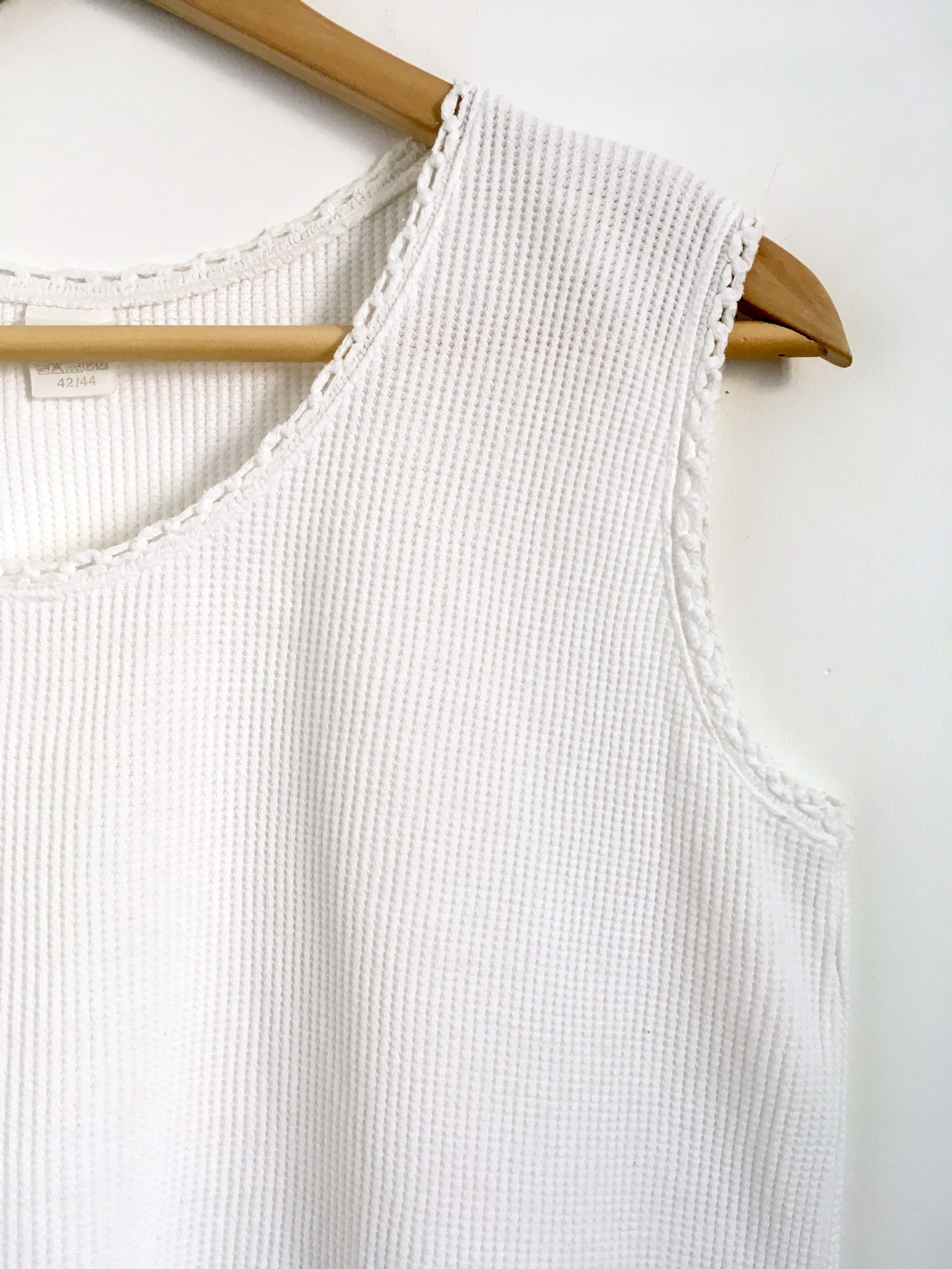 Tops - Crop top en coton