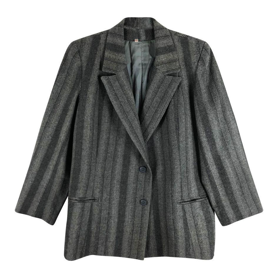 Vestes - Blazer gris