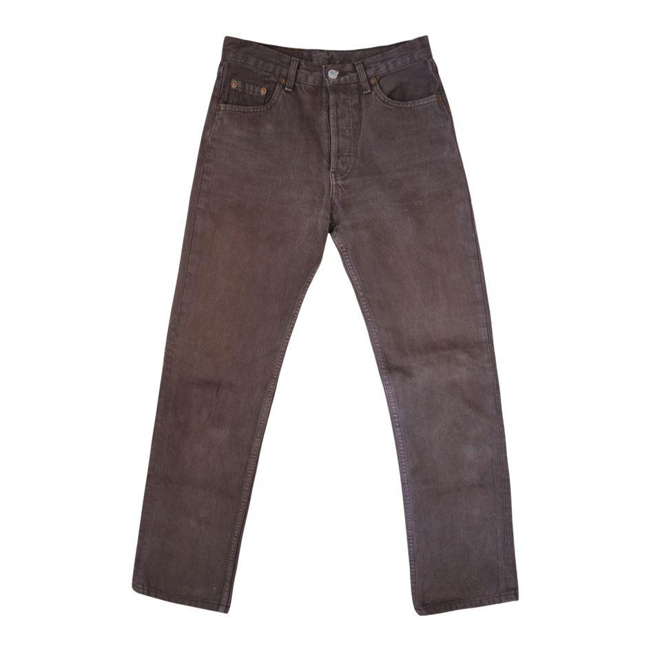 Pantalons - Jean Levi's 501 chocolat