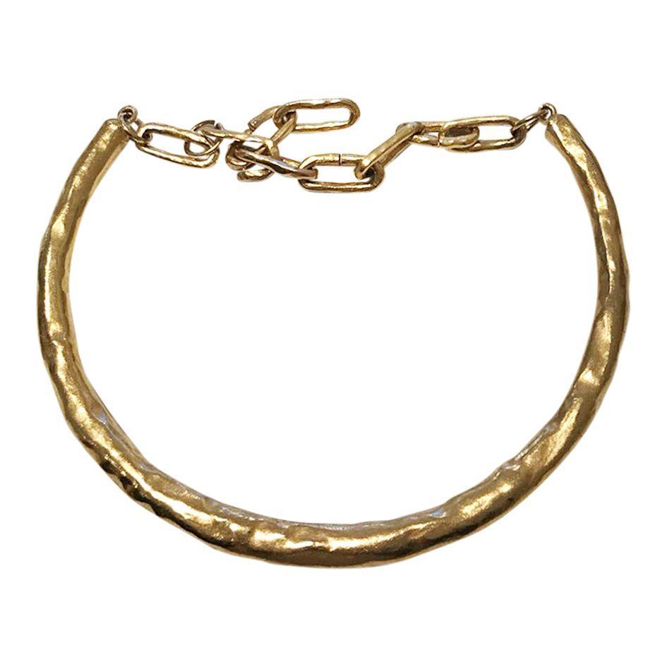 Accessoires - Collier doré