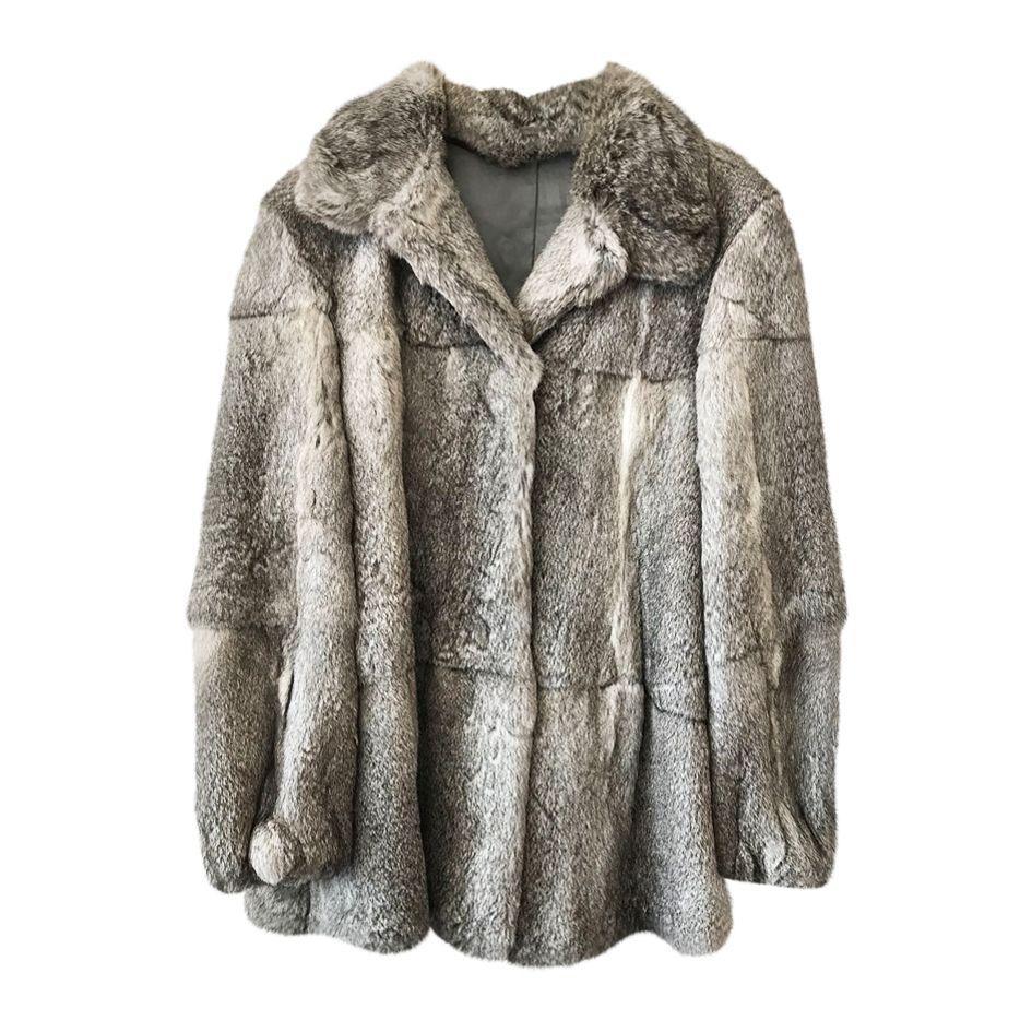 Manteaux - Manteau en lapin