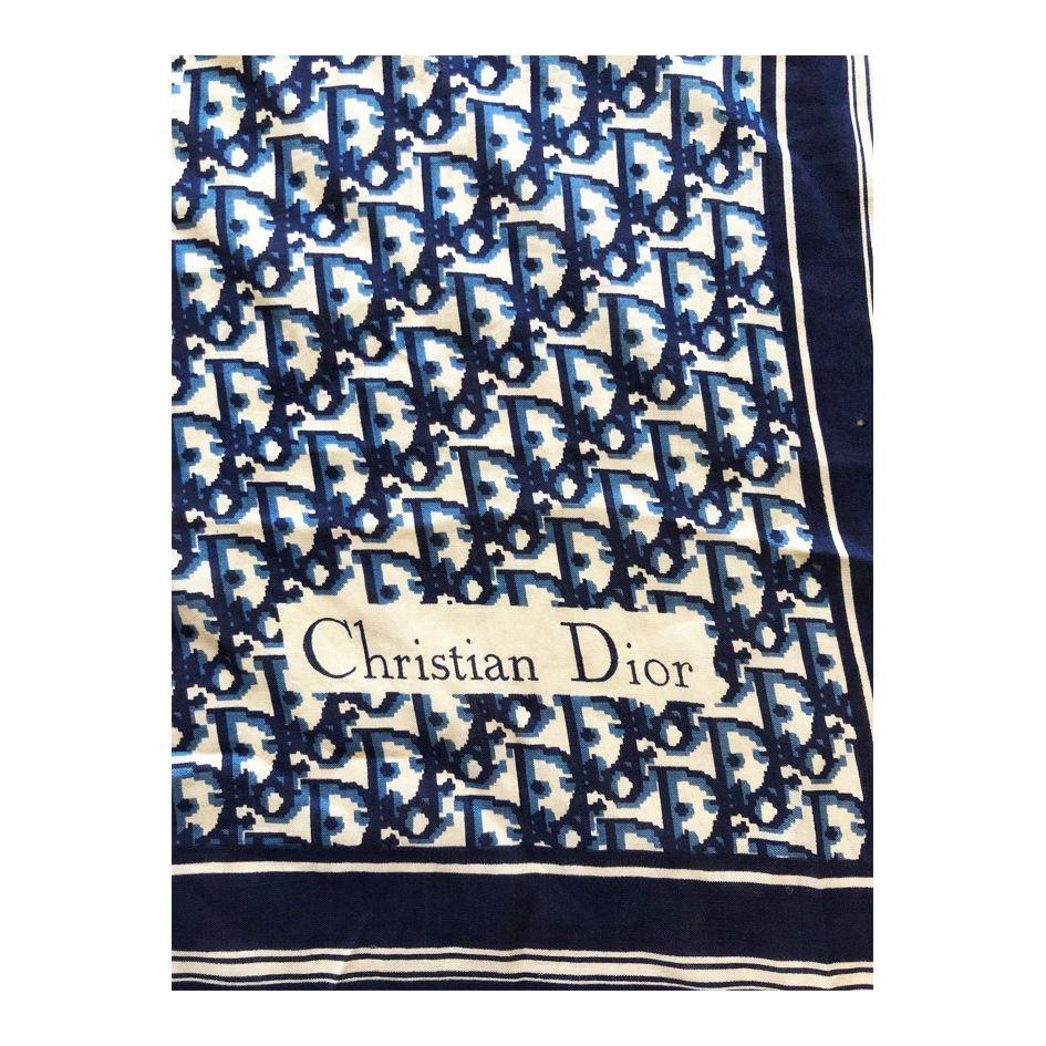 Accessoires - Mini carré Dior