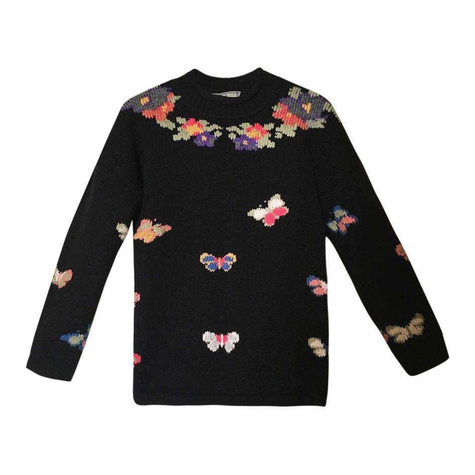 Pulls - Pull papillons
