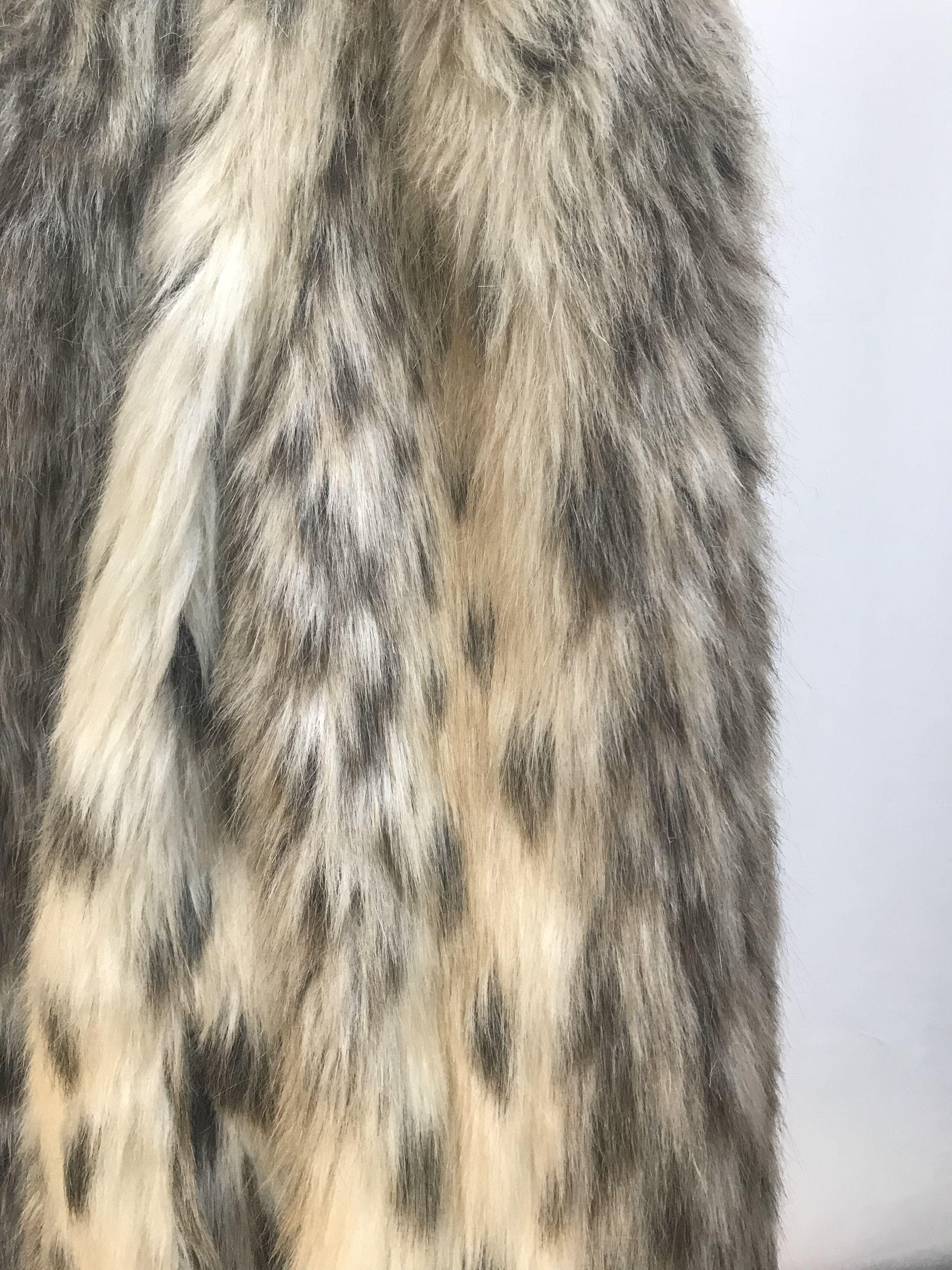 Manteaux - Faux fur Léopard