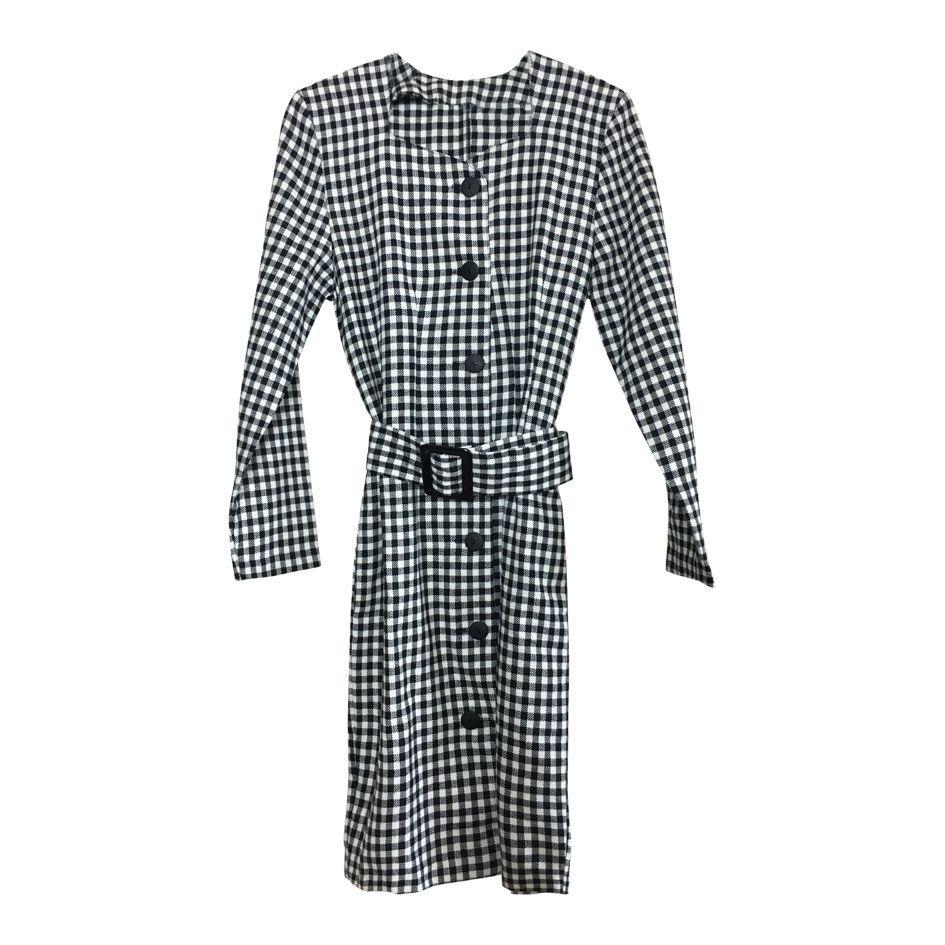 Robes - Robe pied-de-poule