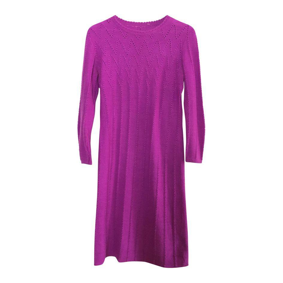 Robes - Robe en laine