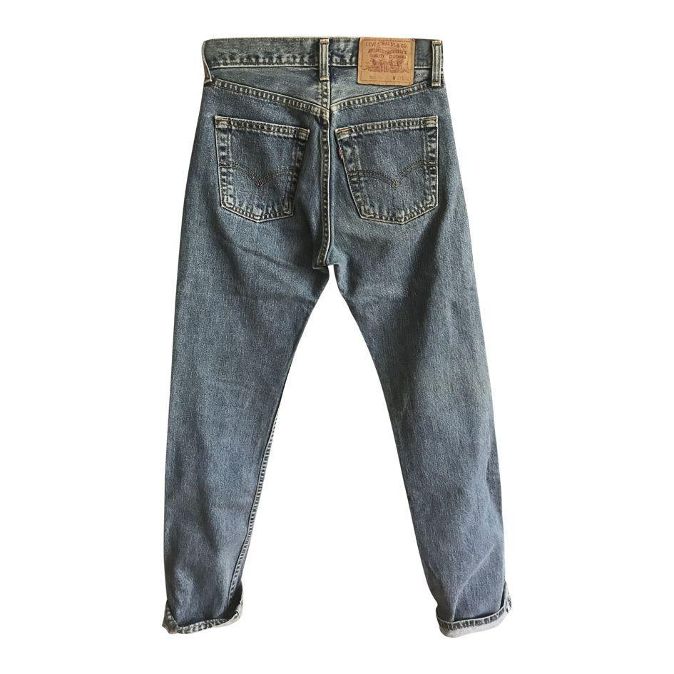 Pantalons - Jean Levi's 505 W27L32