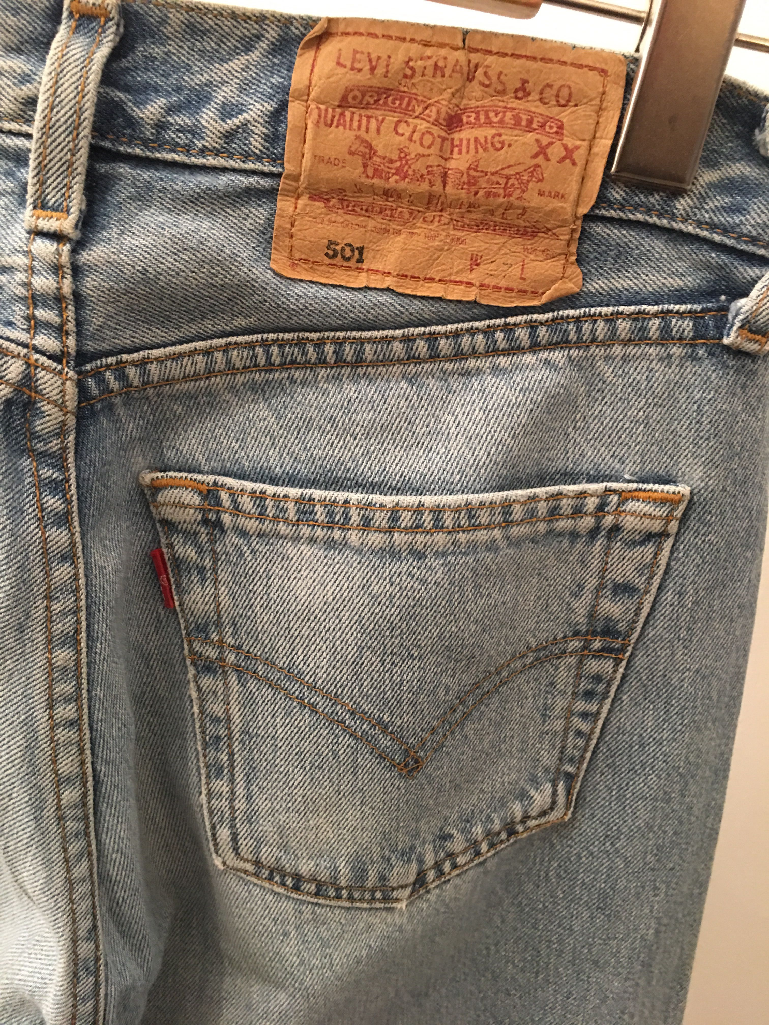 Pantalons - Jean Levi's W27L34