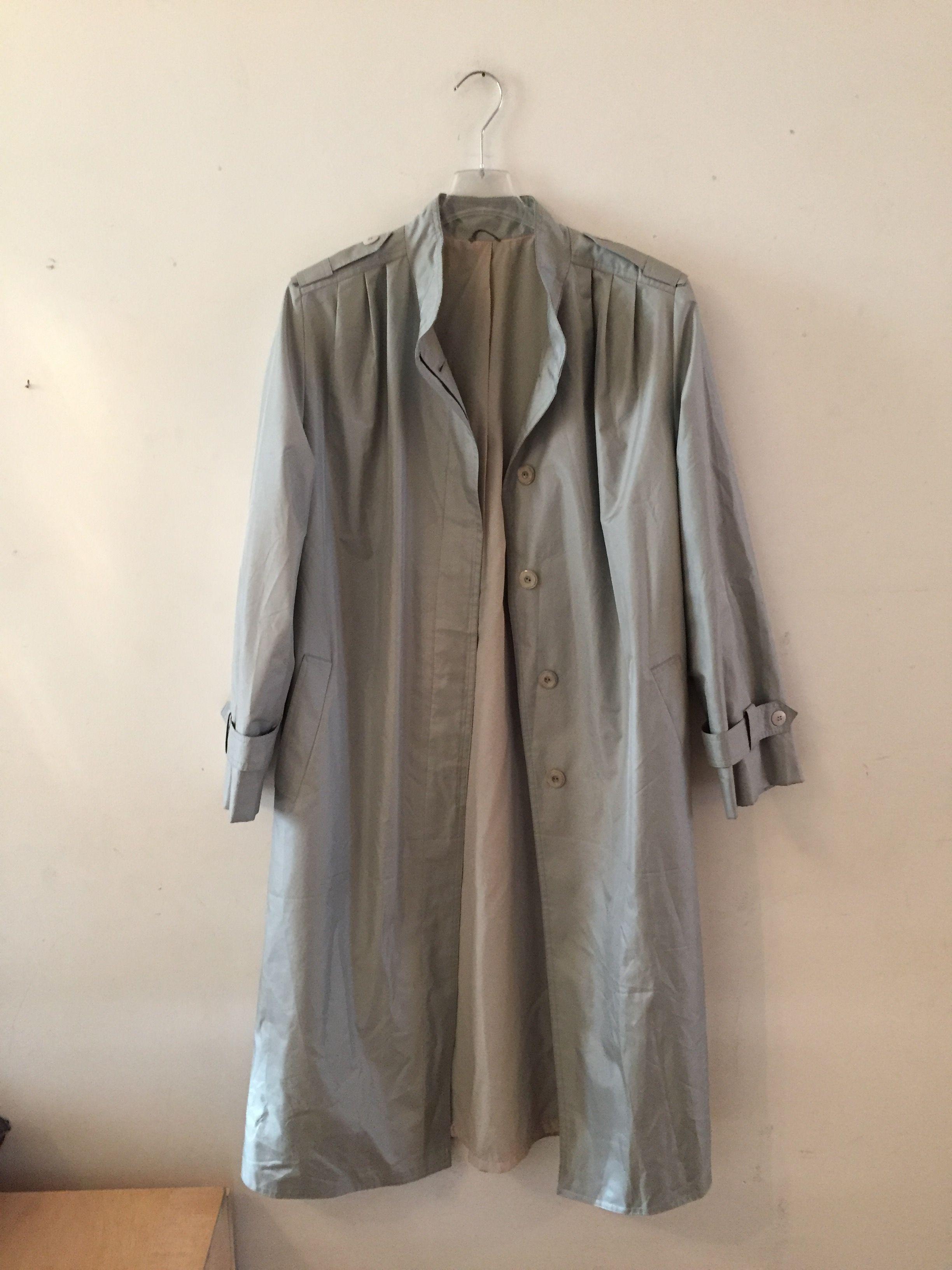 Manteaux - Trench gris