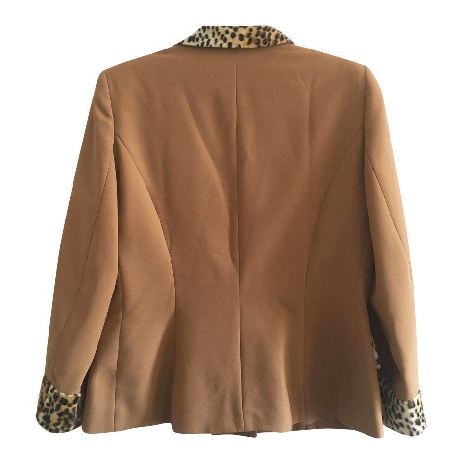 Vestes - Blazer léopard