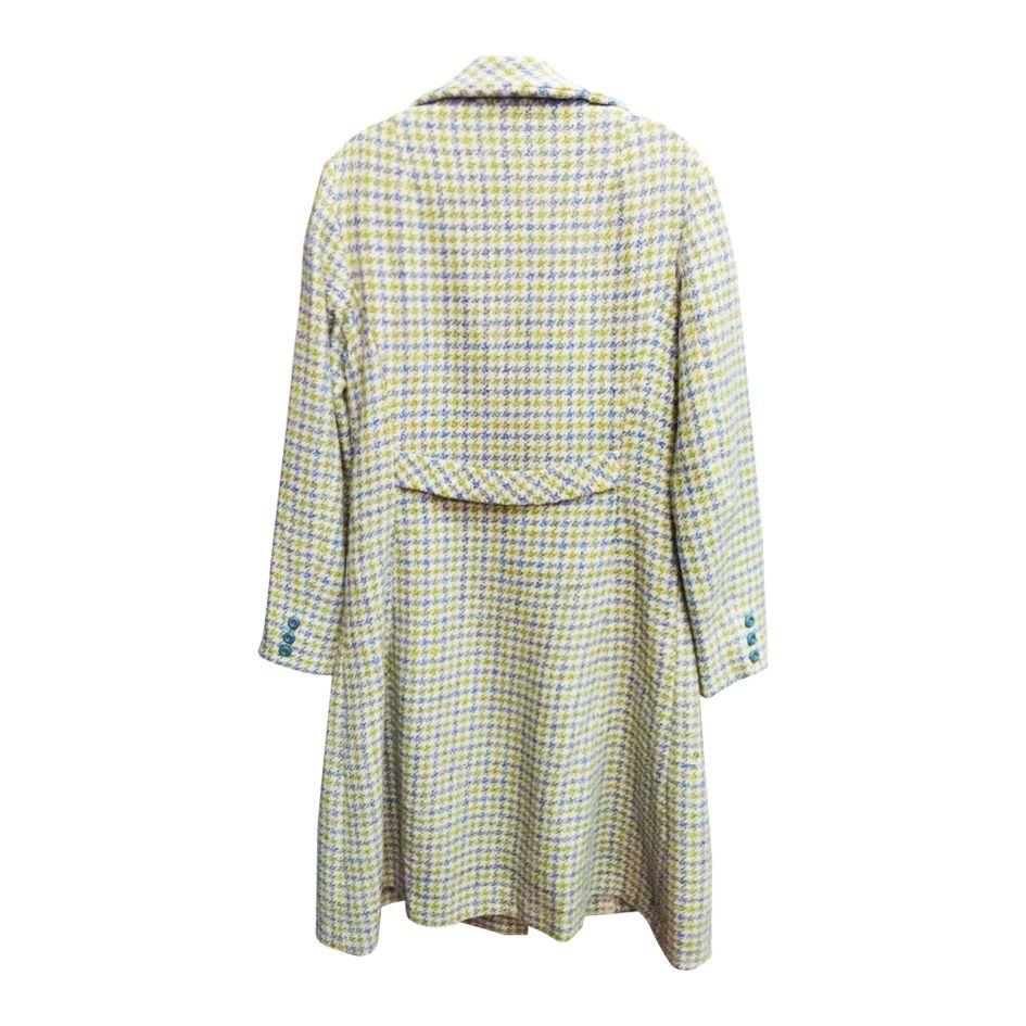 Manteaux - Trench en tweed