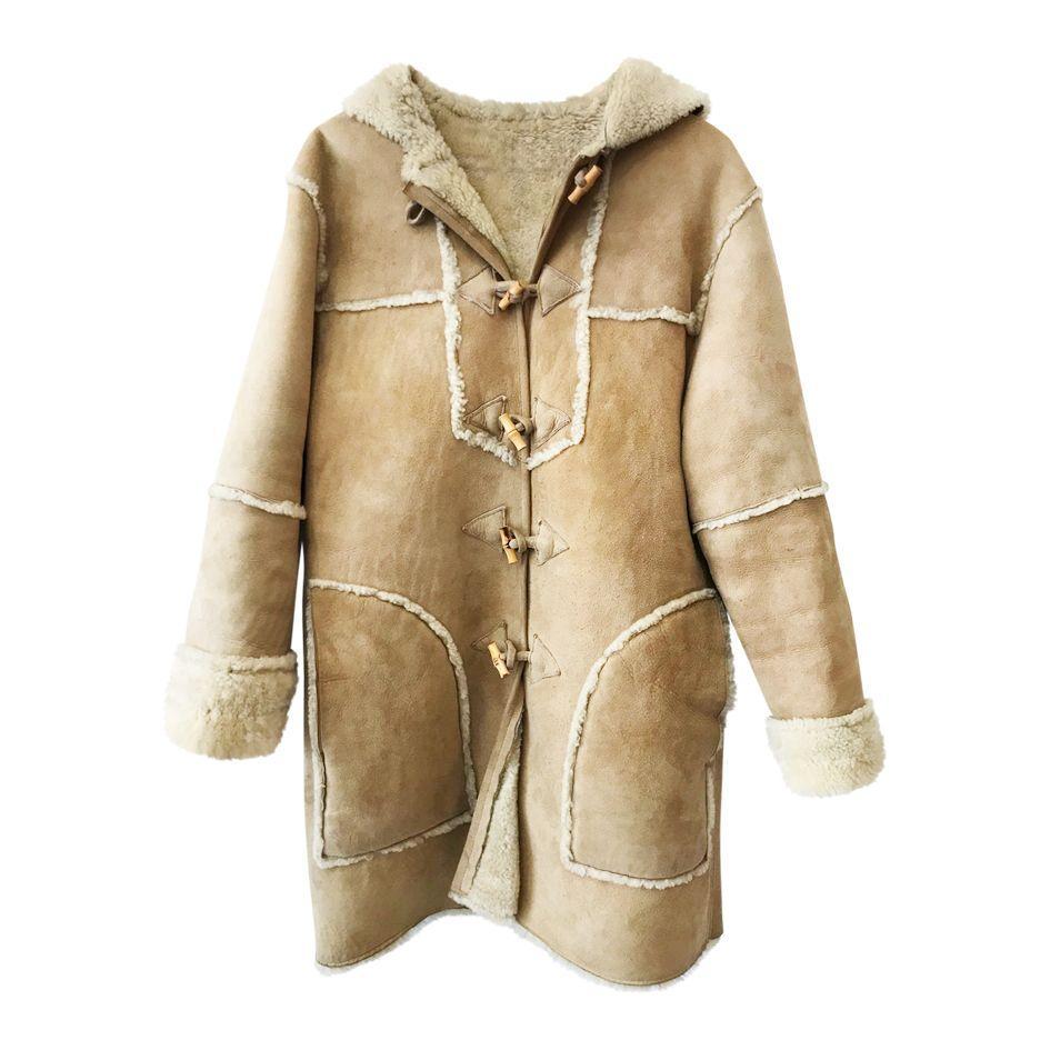 Manteaux - Peau lainée