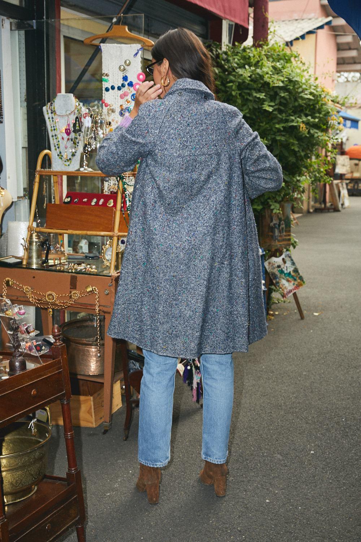 Manteaux - Manteau en Tweed
