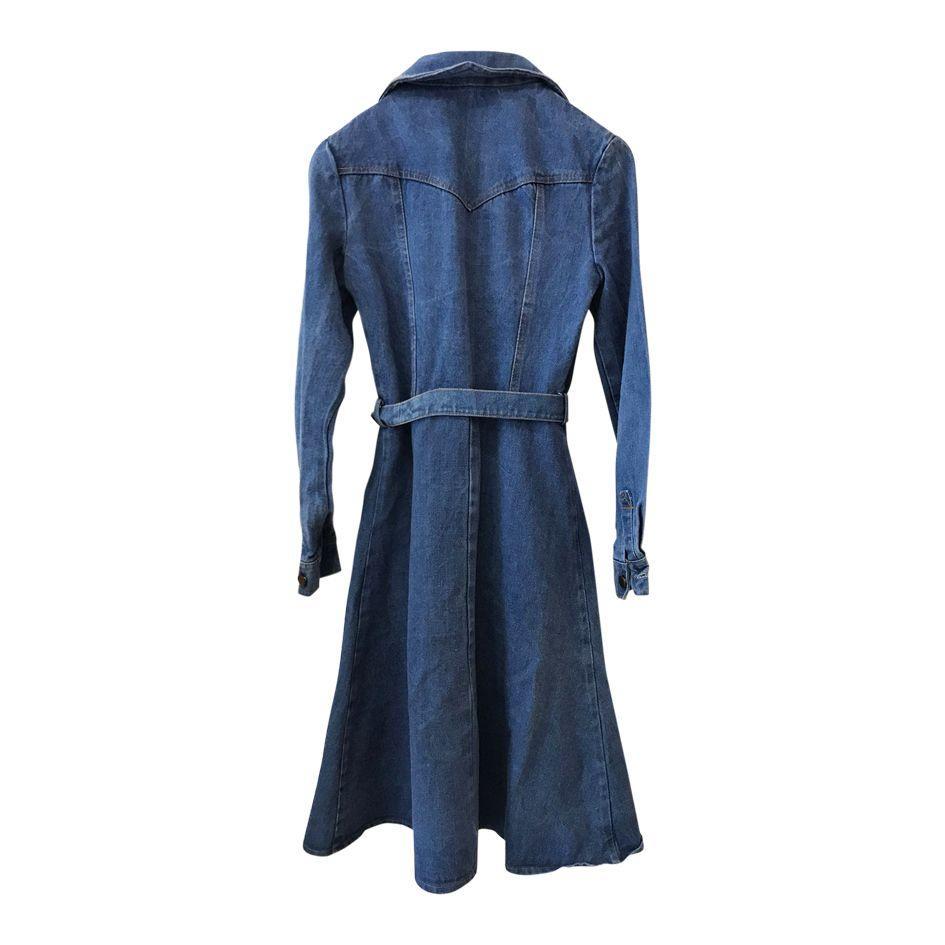 Robes - Robe en jean