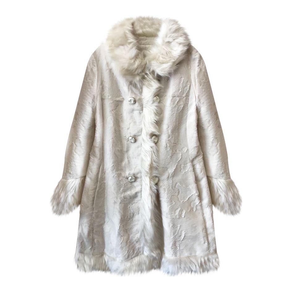 Manteaux - Manteau faux fur
