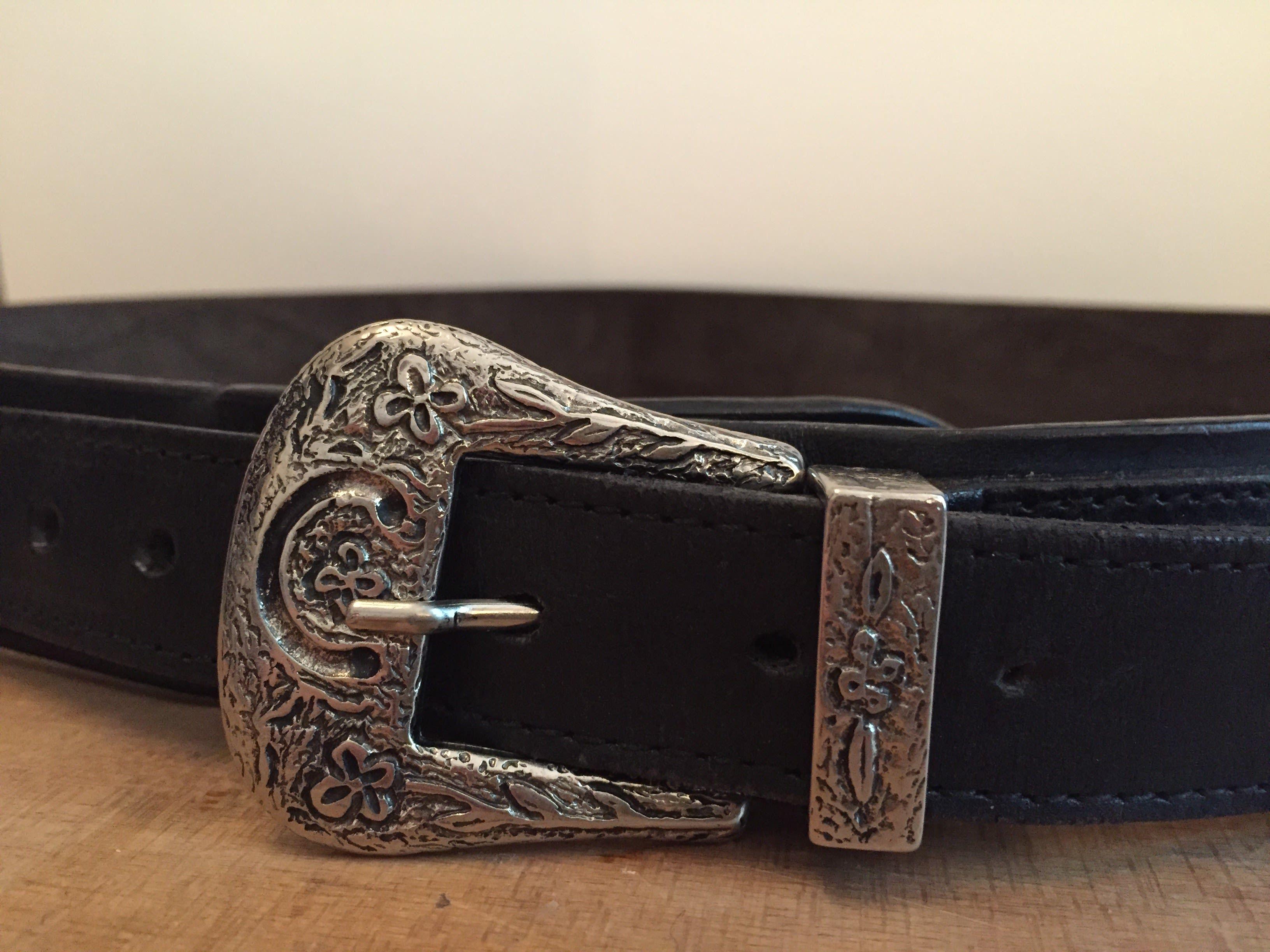 Accessoires - Ceinture cowboy