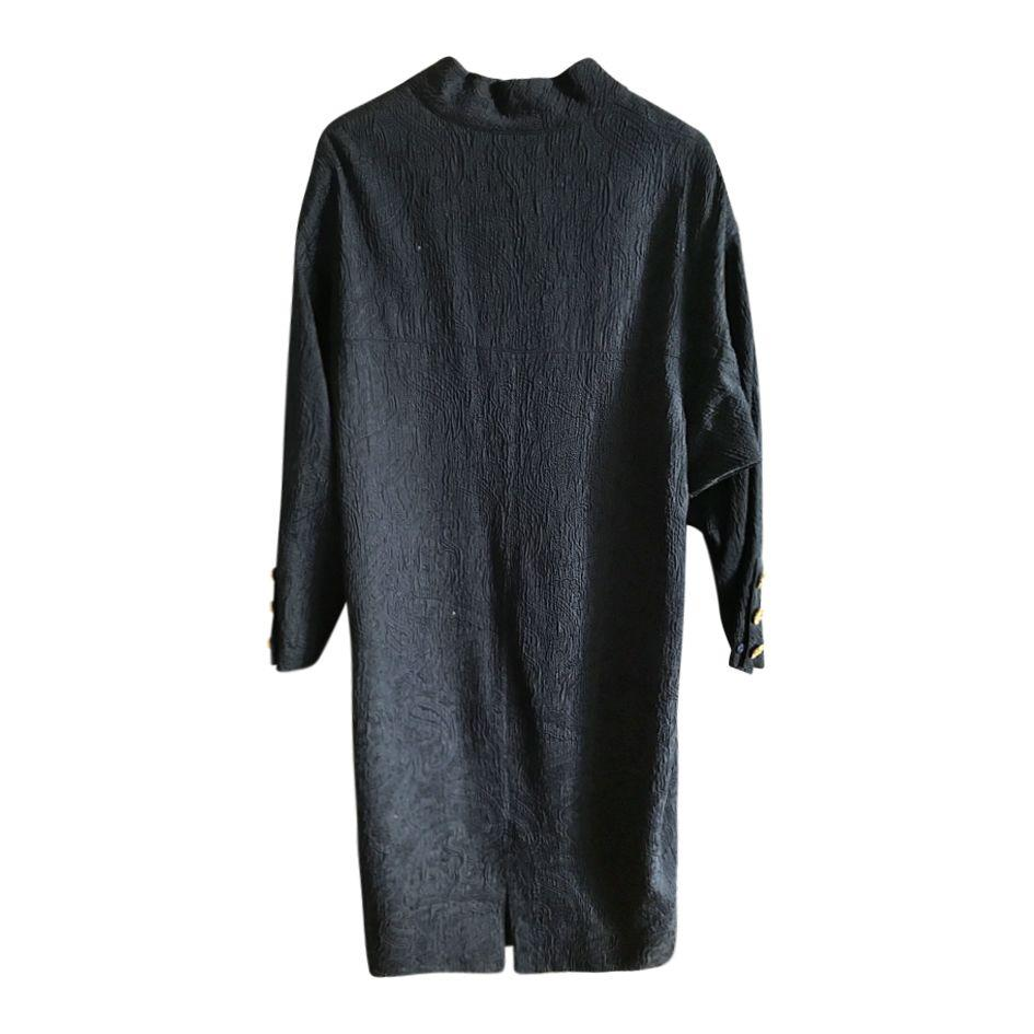 Robes - Robe col montant